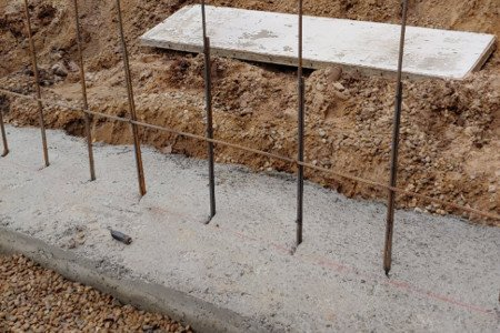 Concrete Footings | Diamond Concrete