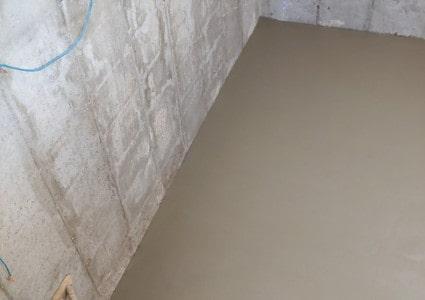 Holland Concrete Contractor | Concrete Floors | Basements