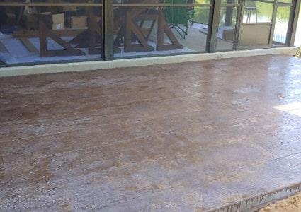 Holland Concrete Contractor | Concrete Patios | Colored Concrete