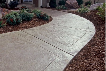 Concrete Driveways | Sidewalks | Stamped Concrete Walkways