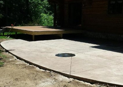 Concrete Patios | Zeeland, Michigan