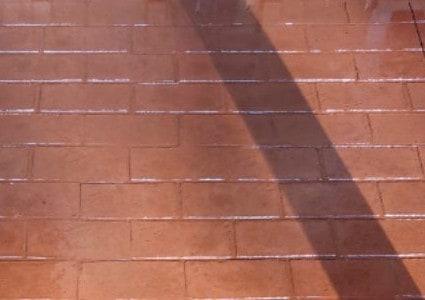 Holland Stamped Concrete | Brick | Diamond Concrete