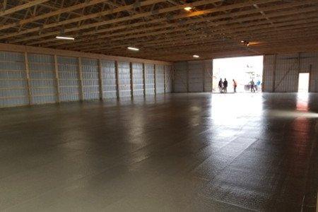 Pole Barn Floors