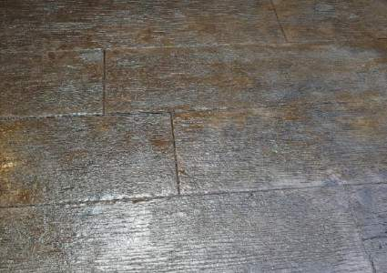 Zeeland Stamped Concrete with appearance of Wood Planks
