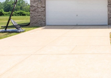 Concrete Driveways | Zeeland, Michigan