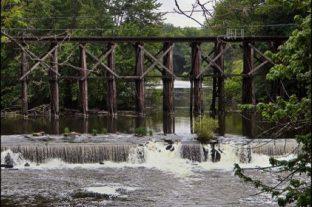 Rabbit River | Hamilton Dam